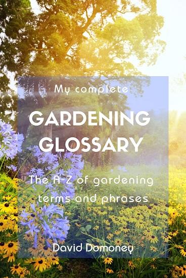 David's Gardening Glossary